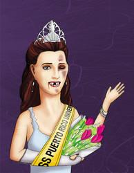 Miss Puerto Rico Universe by Rastasaurio