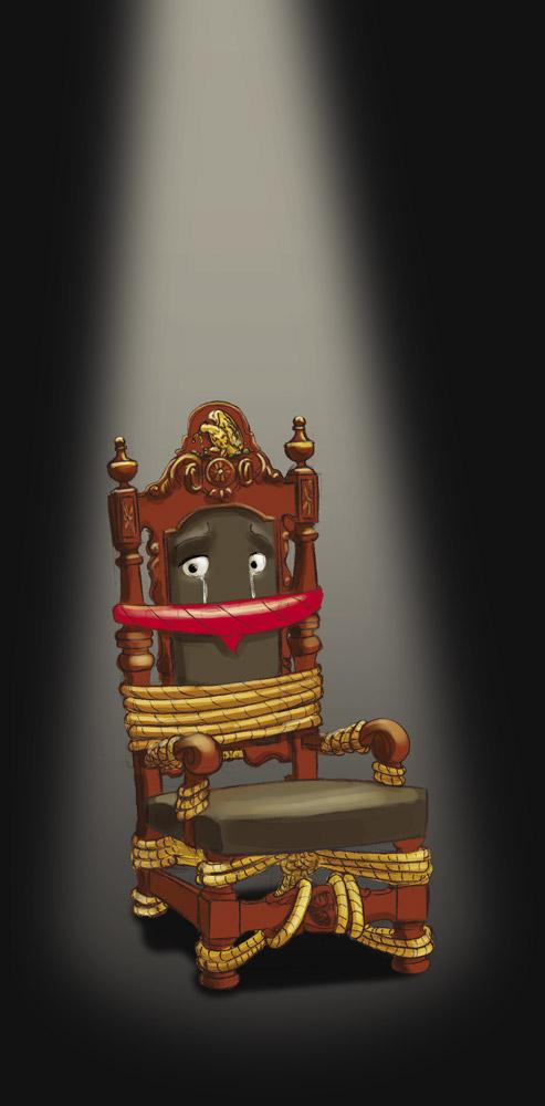 President Chair by ~Rastasaurio