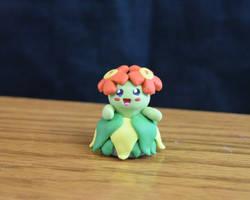 Pokemon #182 - Bellossom (Tutorial) by kerobyx