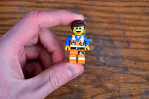 (Tutorial) Emmet - The Lego Movie - Clay Figure by kerobyx