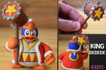 King Dedede - Polymer Clay Figure