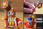 King Dedede - Polymer Clay Figure