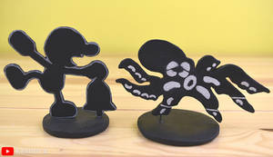 Mr. Game And Watch + Final Smash