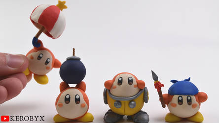 Waddle Dee Variations