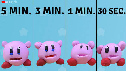Kirby Speed Challenge