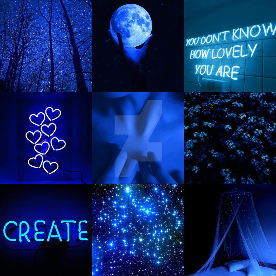 funamusea oc ship devil blue aesthetic by silversatanmiki on deviantart