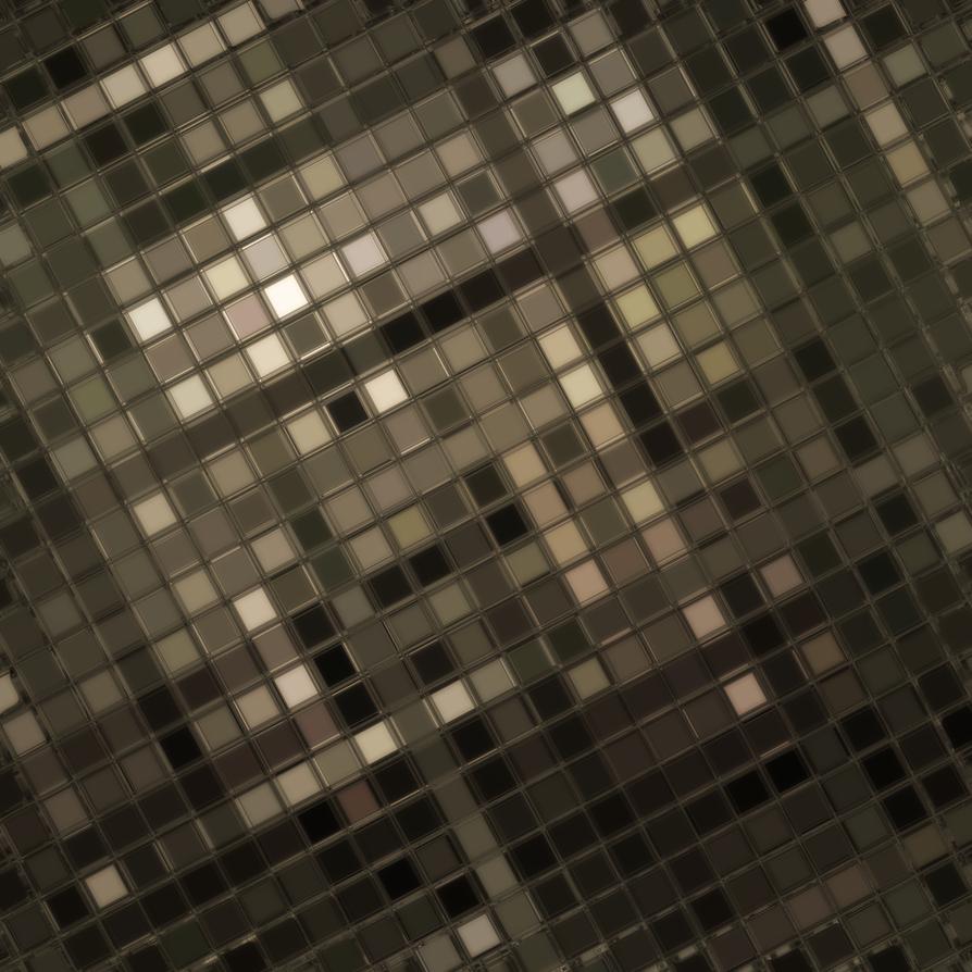 Tile glass by nanashioni