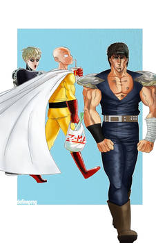 The other one punch man