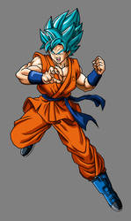 Goku SsjGSsj Super