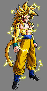 Goku SsjGSsj4 Gt