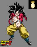 Son Goku Ssj4 GT