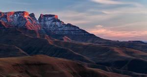 Cathkin Peak by carlosthe