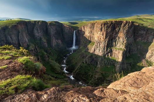 Maletsenyane Falls