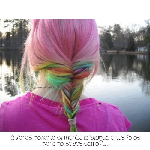 Quieres ponerle marquito blanco a las fotos by solochiquitita