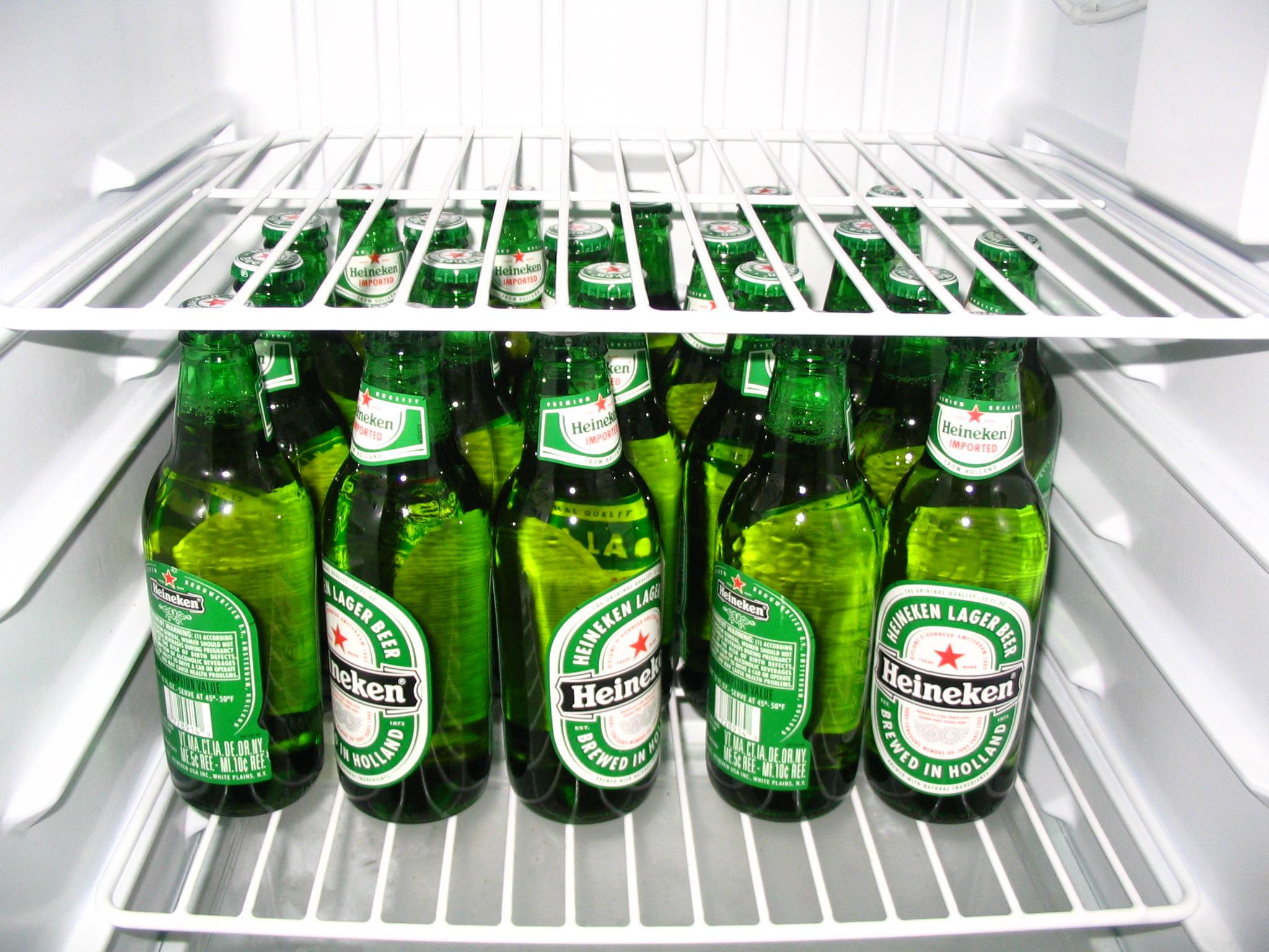 Juego de tira de cerveza Heineken