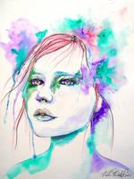Ultramarine Daze by Eleyna1