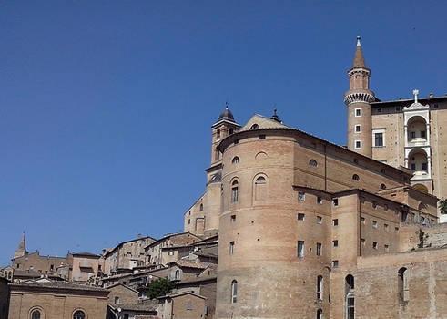 Old Italian City