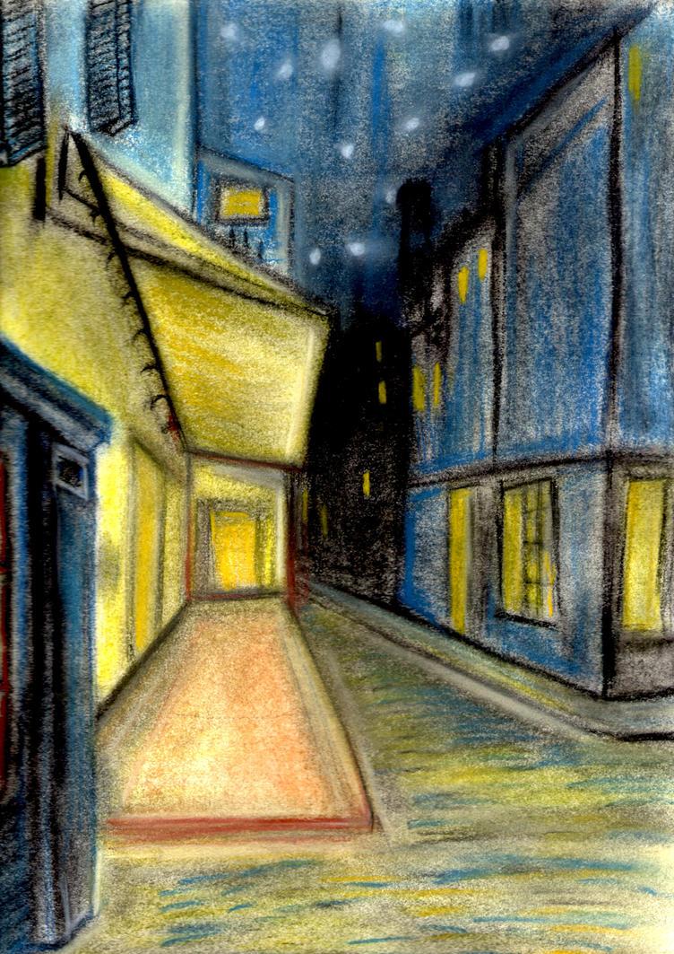 Calles de Paris by ldlsantos