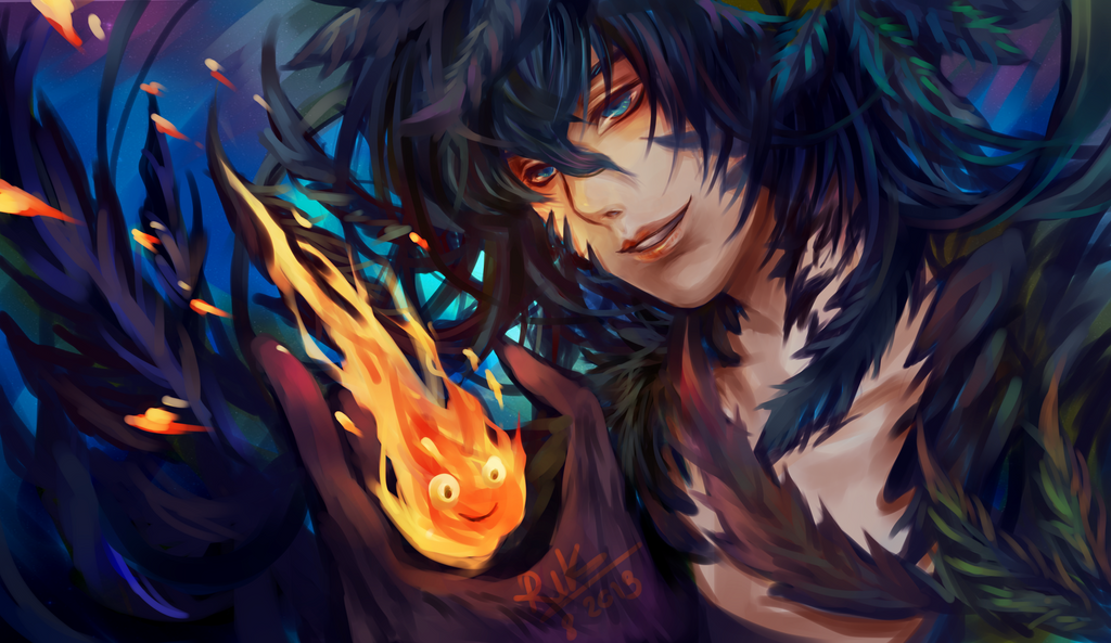 Demon Howl by hientruong95