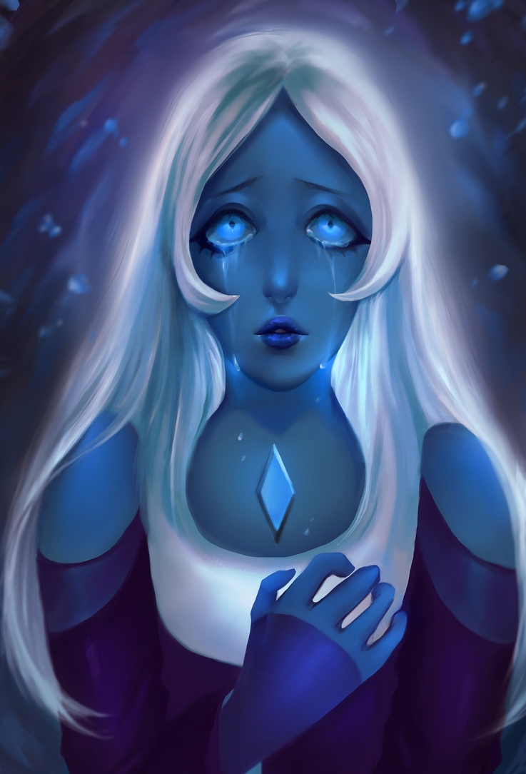 Step by step Here:  Miss Blue Diamond_ Another Steven Universer FanArt ^w^ I really like her since i watched the WANTED episodes  Here is Rose Thanks for liking and supporting my work ! _...