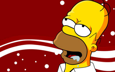 Homer by milagros23
