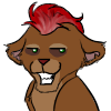 Lion Icon 7# by Saphia-Xeno