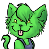 Feline Icon 16# by Saphia-Xeno