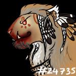 Lioden Icon #24735 by Saphia-Xeno