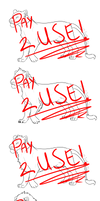 Semi-Realistic Lion Base P2U