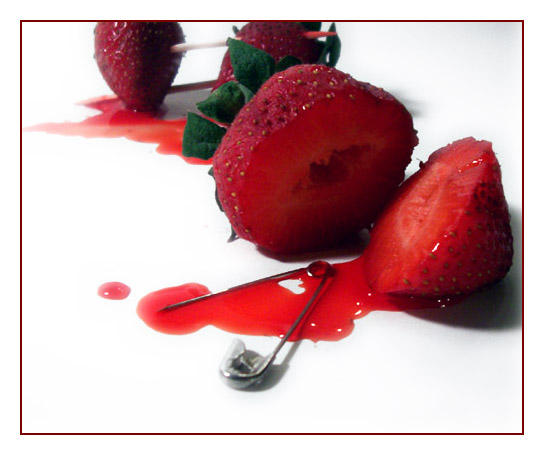 Death of a Strawberry 2