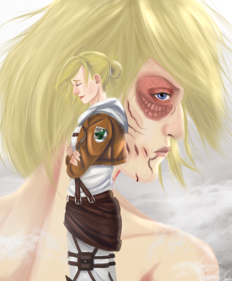 Annie by arierruu