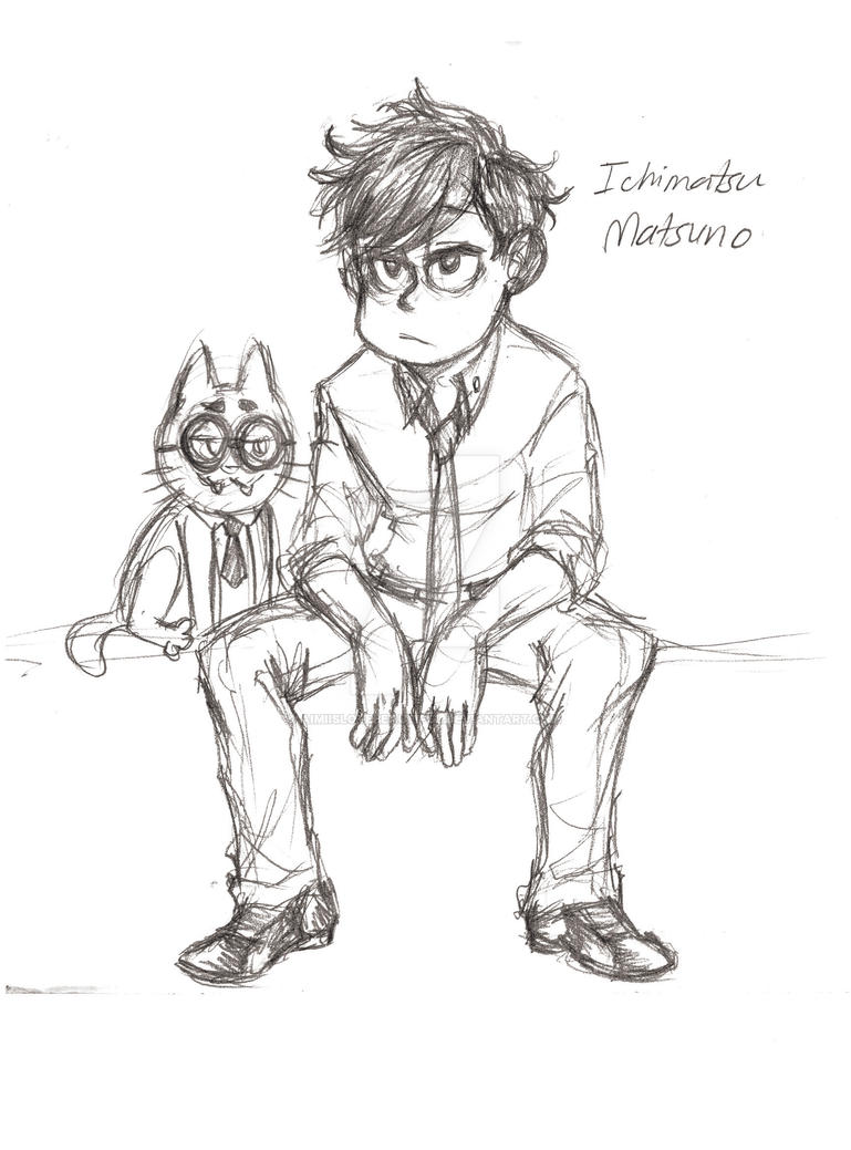 Ichimatsu Sketch by AimiisLoveBeautiful