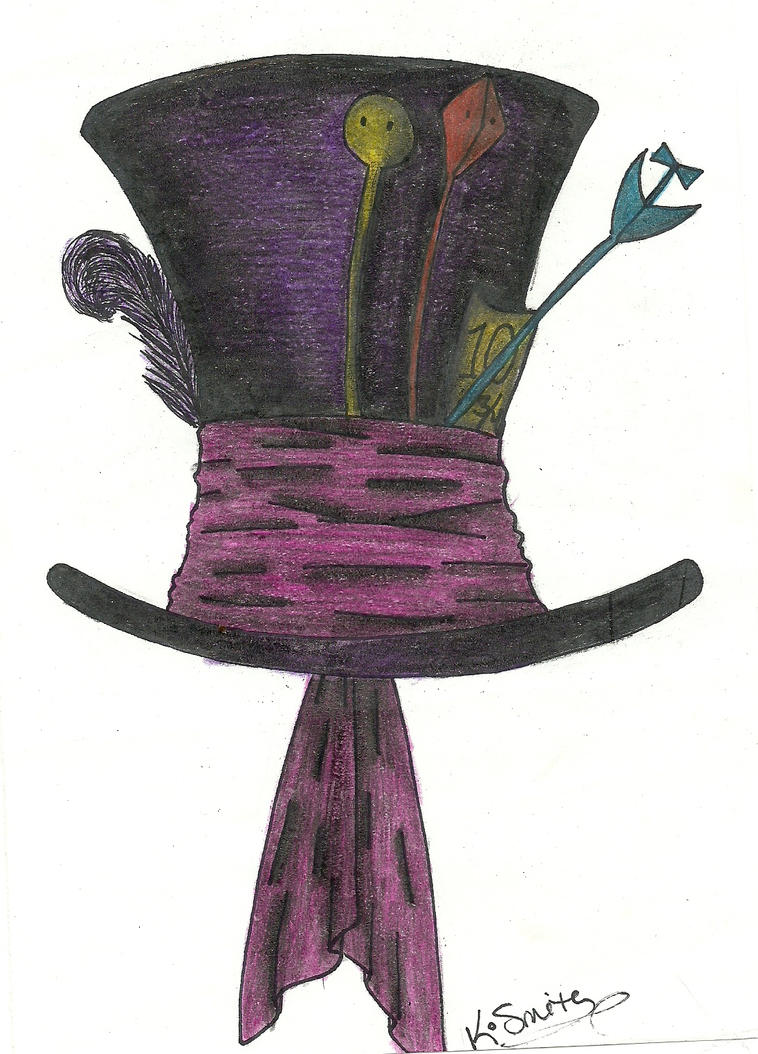 the mad hatters hat by winxgirl6446 on deviantart
