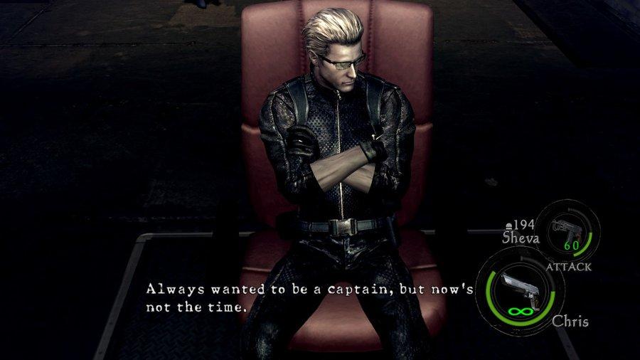 Albert Wesker Resident Evil 5 By Rune33 On Deviantart