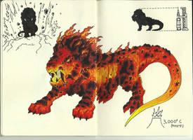 Illustrated book - Beastomicon - 016