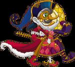 Carnival-man