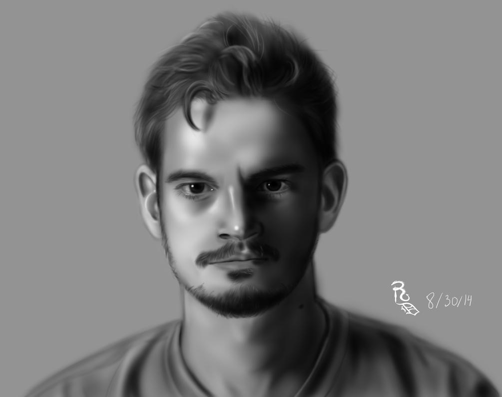 2014 Self Portrait by RavenousDrake