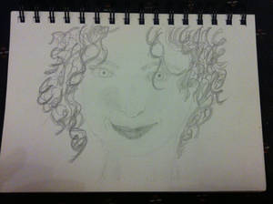 River Song Sketch