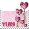 Yuri Stamp L by MakarKima