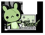 Frankenstein - Frank by MakarKima