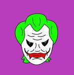 DC Face Joker by Mlgpirate01