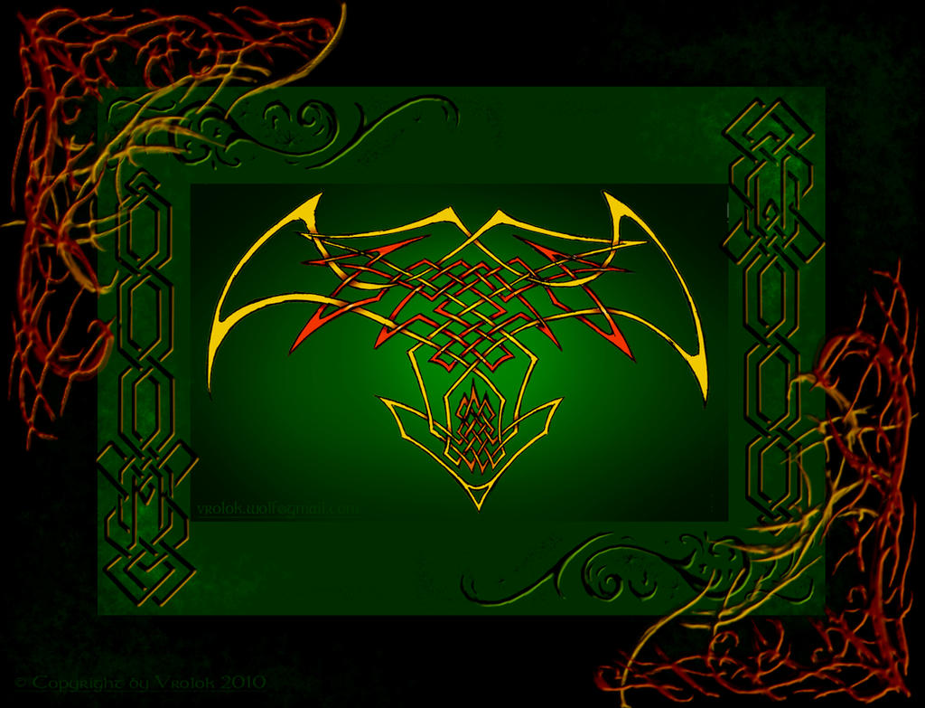 Celtic Wallpaper By Vrolok87 Customization Other 2010 2015