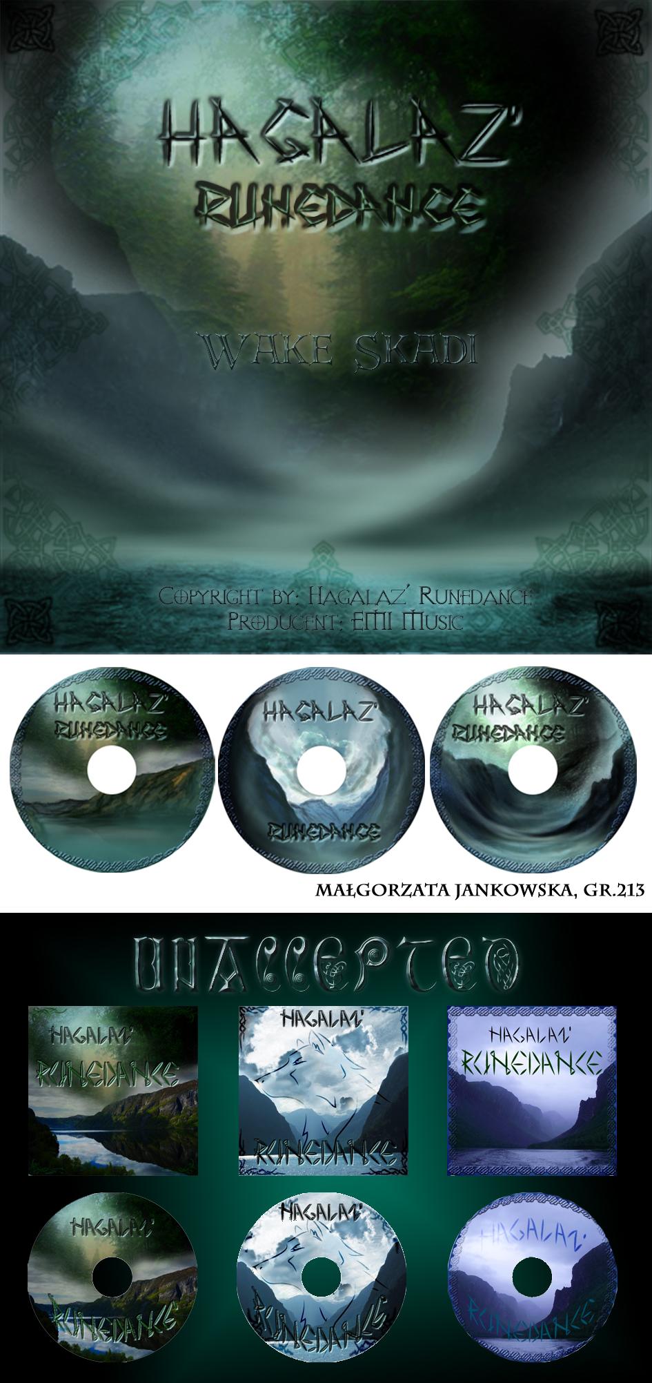 Hagalaz' Runedance by Vrolok87