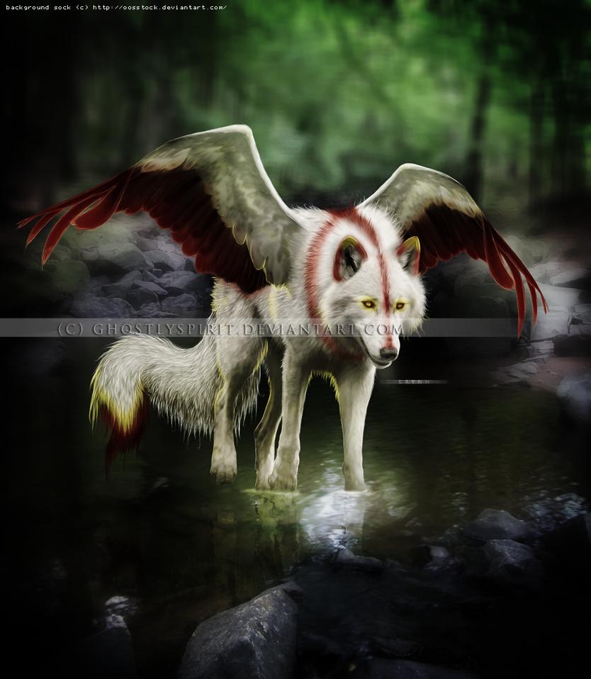 Take flight by ghostlyspirit