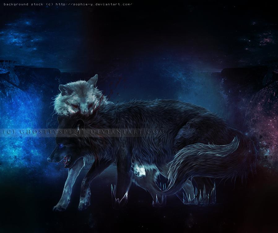 Cry Wolf by ghostlyspirit