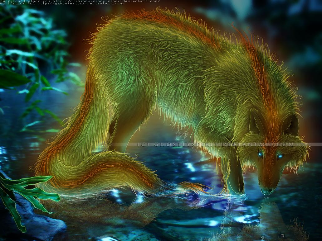 moonlight g l o w by ghostlyspirit