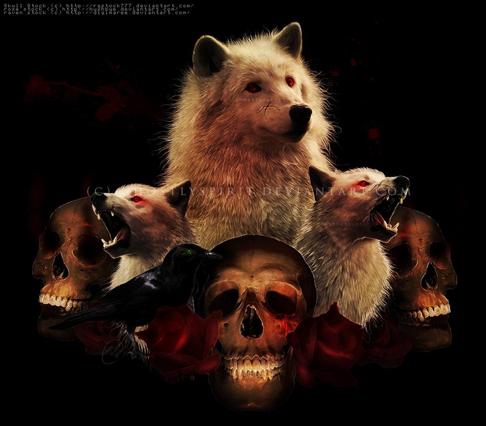 La Morte by ghostlyspirit