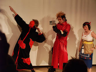 Desucon: Tobi and Vash 2 by mthows1