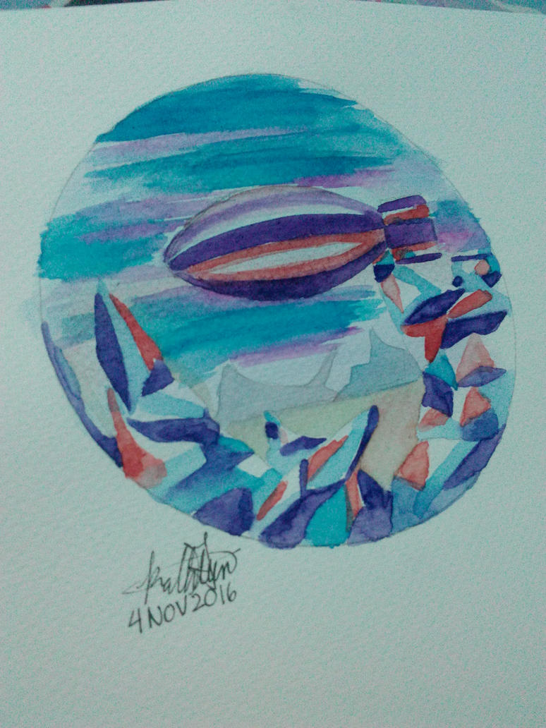 Circle of fantasy by Achima15