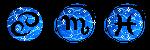 water zodiac divider f2u by Thesheephead